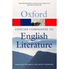 The Oxford Concise Companion to English Literature.3rd edition