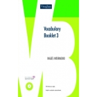 Vocabulary Booklet 3 (Libro + CD)