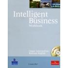 Intelligent Business Upper Intermediate Workbook and CD Pac