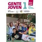 Gente joven 1  Libro del alumno (Nivel  A1.1) Nueva edición