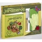Pequeños jardineros (incluye guía del pequeño jardinero+delantal+guantes+pala)
