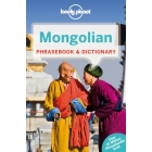 Mongolian Phrasebook & Dictionary (Lonely Planet)
