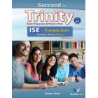 Succeed in Trinity - ISE Foundation - CEFR A2 - Global ELT (Student's Book). Speaking & Listening Module