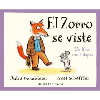 El Zorro se viste