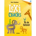 Lexicracks. Va de lletres! 4 anys