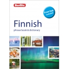 Berlitz Phrase Book & Dictionary Finnish (Berlitz Phrasebooks)