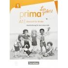 Prima - Los geht's! Band 1 - Handreichungen für den Unterricht mit Kopiervorlagen und Audio-CD