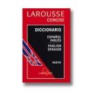 Larousse Concise Diccionario Español-inglés/english-spanish