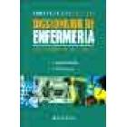 Diccionario de enfermería. Enciclopedia práctica. Segunda edición en color