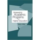 Assessing academic programs in higher education