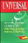 Diccionario universal compacto portugués-español