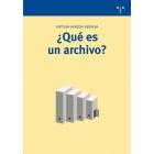 ¿Qué es un archivo?