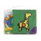 La jirafa (libro de tela)