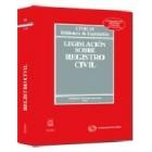 Legislación sobre registro civil. 27 ed.