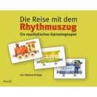 Die Reise mit dem Rhythmuszug (Kartenspiel) .
