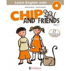 Chip and Friends 4 (6-7 anys)