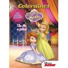 La princesa Sofia. Coloraines