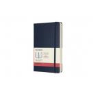 Moleskine* Agenda Diaria 12 meses Large (cartoné-azul)
