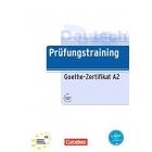 Prüfungstraining Goethe Zertifikat A2