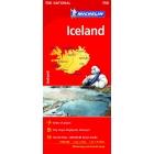 Iceland (nacional-rojo) 750 / 1/500 000