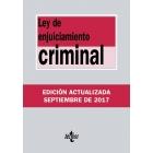 Ley de enjuiciamiento Criminal básica