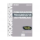 Conjugaison Progressive Débutant + CD Audio Nc