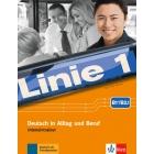 Linie 1 B1+/B2.1.  Intensivtrainer: Deutsch in Alltag und Beruf