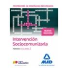 Profesores de Enseñanza Secundaria Intervención Sociocomunitaria. Temario volumen 2