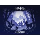 Harry Potter - Creatures - A Paper Scene Book