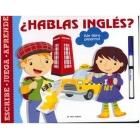¿Hablas inglés? (libro-pizarra)