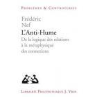 L'Anti-Hume: de la logique des relations à la métaphysique des connexions