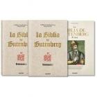 La Biblia de Gutenberg de 1454 (Edición facsímil en dos volúmenes)