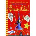 Juega y diviértete con las pegatinas mágicas de Brunilda