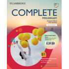 Complete Preliminary for Spanish Speakers Revised exam from 2020 - SELF-STUDY PACK - Student's + Workbook + Class Audio with Answers