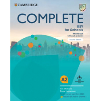 Complete Key for Schools Revised Exam from 2020 For Spanish Speakers - Teacher's Book