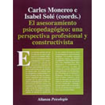 El asesoramiento psicopedagógico una perspectiva profesional y constru