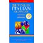 Business Italian glossary : English-Italian/Italian-English