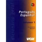 Dicionario geral Português-espanhol.Volumen 1