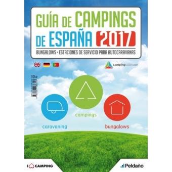 Guía de Campings de España 2016