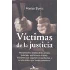 Víctimas de la justicia