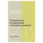 Competencias en autonomía e iniciativa personal