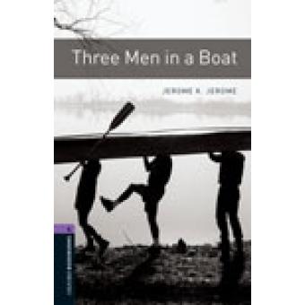 Three Men in a Boat (OBL 4) MP3