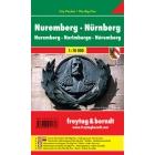 Nüremberg 1/10.000 City Pocket
