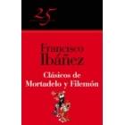Clásicos de Mortadelo y Filemón. Colección 25 aniversario Ediciones B