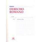 Derecho Romano. 5ª edició