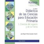Didáctica de las ciencias para Educación Primaria.I Ciencias espacio y de la tierra.