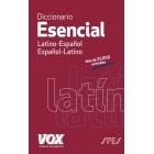 Diccionario esencial latino-español /español-latino
