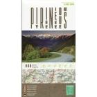 Mapa dels Pirineus  Escala 1:350.000