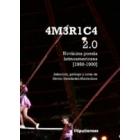 4M3R1C4. Novísima poesía latinoamericana [1980-1990]