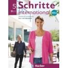 Schritte International NEU 5 - Kursbuch + Arbeitsbuch B1.1